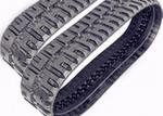 Lightweight Track Loader Rubber Tracks Wear Resistance 450 * 86 * 55