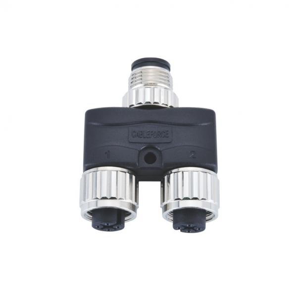 Aircraft Electrical NMEA 2000 Connectors , A-Coding Y Type M12 5 Pin ...