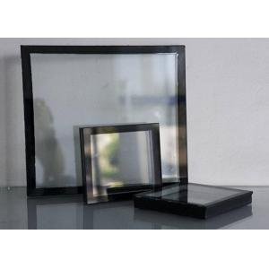 China Clear / Tinted Double Glazed Glass Panels Customized Insulated Replacement Glass on sale