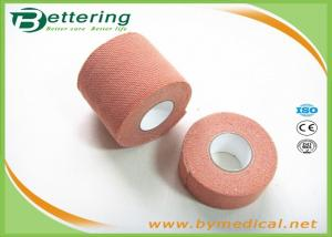 China EAB Elastic Adhesive Bandage Fixation Tape For Knees / Elbows /Ankles Wound Dressing on sale