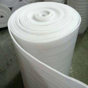 China White Epe Foam Roll Adhesive Protective 20mm Thick on sale