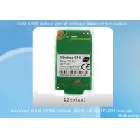 wavecom q24 plus of gprs and gsm module