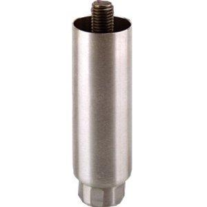 China 40mm O.D. Adjustable Stainless Steel Furniture Leveling Foot on sale