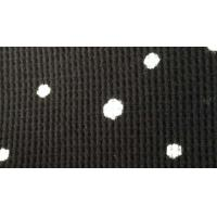 R/C spandex  knitted waffle fabric with print