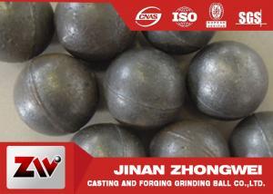 China No Broken High Hardness Good Wear Resisitance ball mill steel balls on sale