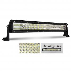China 8D 12D Tractor  Front Led Light Bar , Off Road Roof Light Bar 2 Years Warranty on sale