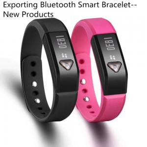 China Bluetooth smart bracelet with pedometer, sleep monitoring hot selling on sale