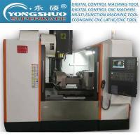 1700*800mm Vmc-1580 Vertical CNC Milling Machine Center CNC Lathe
