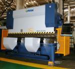 Electric Full CNC Press Brake Machine Sheet Metal Hydraulic Press 160t 3200