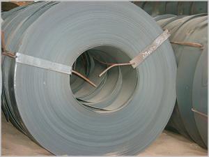 China Q195, Q215, Q235, SS400, SAE 1006 SAE 1008 Mill & slit edge Hot Rolled Steel Strip / Strap on sale