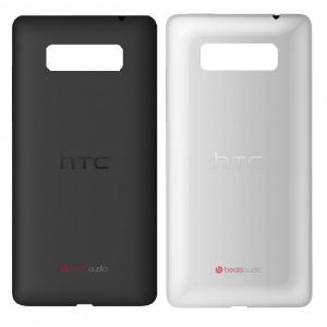 China 4.5 inch Cell Phone Back Cover Mobile Phone Housing For HTC Desire 600 on sale