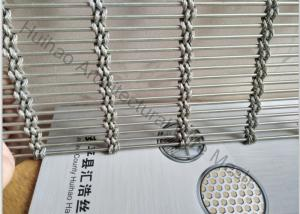 China Stainless Steel Architectural Mesh Screen For Indoor And Outdoor Decorations on sale