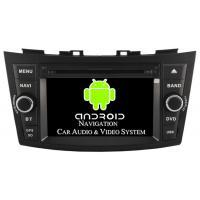 Multimedia Head Unit Suzuki Swift Auto Radio Car GPS Navigation 1080P HW Video Decoder 2011+