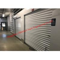 Flexible Self- Storage Industrial Roll Up Doors Pre-assembled Commercial Rolling Grillers Doors