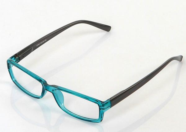 Colorful Plastic Eyeglass Frames With Nose Pads , Classic Women\'s ...
