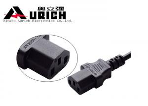 Quality Three Pin Home Appliance Power Cord Saa Standard Customized For Computer for sale