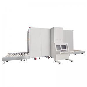 China 1500 1800 Bulk Cargo Scanner Multi - Energy X Ray Luggage Scanner on sale