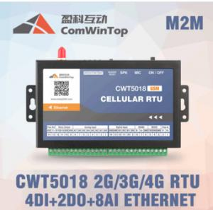 China 2G, 3G, 4G Power Failure GSM SMS Alarm,CWT5018 SMS Ethernet Controller on sale