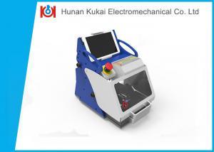 China Portable Automotive Key Cutting Machine Automatic For Motorcycle Keys on sale