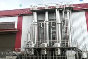 China Apple / Grape / Orange Fruit Juice Concentrate Machine Production Line with CE & HACCP on sale