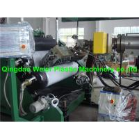 China TPU / ABS Plastic Sheet Extrusion Line Making Machine 800kg/hr on sale