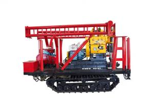 China Hydraulic Core Drilling Rig on sale