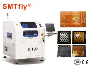 China SMT LED PCB FPC Solder Paste Printing Machine 6~200mm/Sec Squeegee Speed on sale