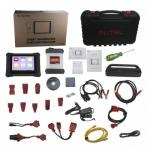 Original Autel MaxiSys Elite with Wifi/Bluetooth OBD Full Diagnostic Scanner with J2534 ECU Programming 2 Years Free Upd