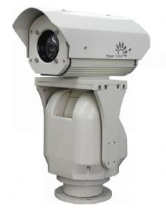 China High Zoom Long Distance  Infrared Thermal Camera , Border Surveillance Cameras on sale