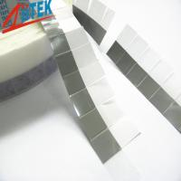 Gray -25℃ - 125℃ Thermal Interface Material Phase Change for High Power LED Lights