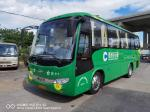 2014 Year Higer KLQ6896 Coach Bus 39 Seats Used Bus Diesel Engine 162kw No Accident LHD Bus