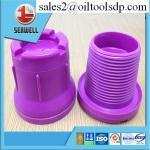 XT39, VX39, TT390, HTPAC, XT50, TT550 heavy duty plastic thread protector for drill pipe