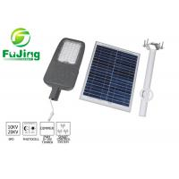 China High lumen Super bright IP65 Outdoor waterproof 20W  led solar street light on sale