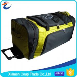 China Durable 2 Wheels Travel Trolley Bags / Sky Travel Bags Customized Design on sale