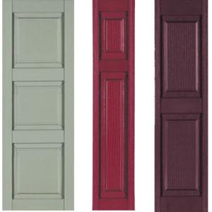 ... Quality Solid Panel Interior Window Shutters Basswood , Ventilation  Louvers For Sale ...