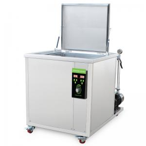 China Multi Frequency Large Ultrasonic Cleaning Tank Big Ultrasonic Cleaner 360 Liter on sale