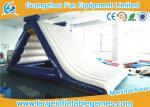 Diapositivasgigantes flotantes inflables del parque del agua de los parques temáticos del tobogán acuático de la familia