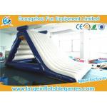 家族膨脹可能な浮遊水スライドのテーマ パーク巨大な水公園のスライド