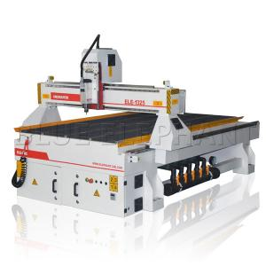 China Type 3 Software Plaque Engraving Machine , Cnc Router Wood Cutting Machines Welded Structure on sale