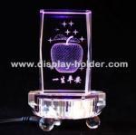 Cadeaux d'anniversaire en cristal acryliques de mariage