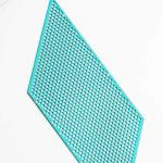 Stainless Steel Metal Sheet With Holes , Ss Perforated Sheet For Filter And Control