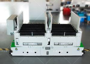 China Intelligent Automatic Guided Vehicles AGV , Roller Conveyor AGV 200kg Load Capacity on sale
