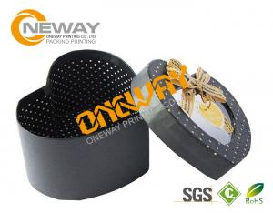 China Printed Packaging Boxes  OEM Factory Color Printed Box Packing with PVC Window on sale