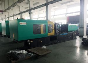 China Computerized PVC Pipe Fitting Injection Molding Machine 3000Kn Nozzle Tip with Taper Profile on sale