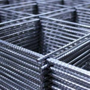 China Square Rib Mesh,Steel Mesh for Concrete Reinforcement,Welded Wire Mesh  on sale