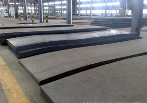 China Mild Carbon S235JR Hot Rolled Steel Plate Width 300 mm - 5000 mm on sale