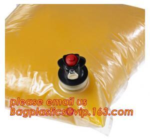 China 3l 5l 10l bag in box packaging wine bag with vitop tap,5L/10L/20L transparent/VMPET wine bag in a box/bag in box/liquid on sale