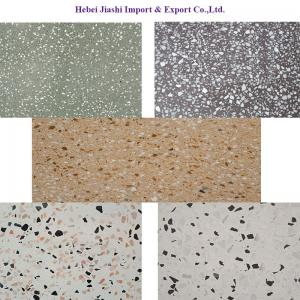 China 2018 top sell porcelain tile terrazzo look building material China supply on sale