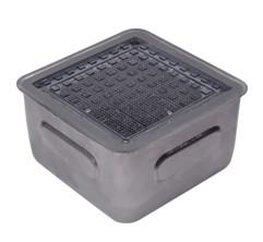 China 4x4' Solar brick lights ASH-002 on sale