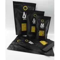 Biodegradable Coffee Beans Foil Pouch Packaging Stand Up For Cloves Cocoa Beans
